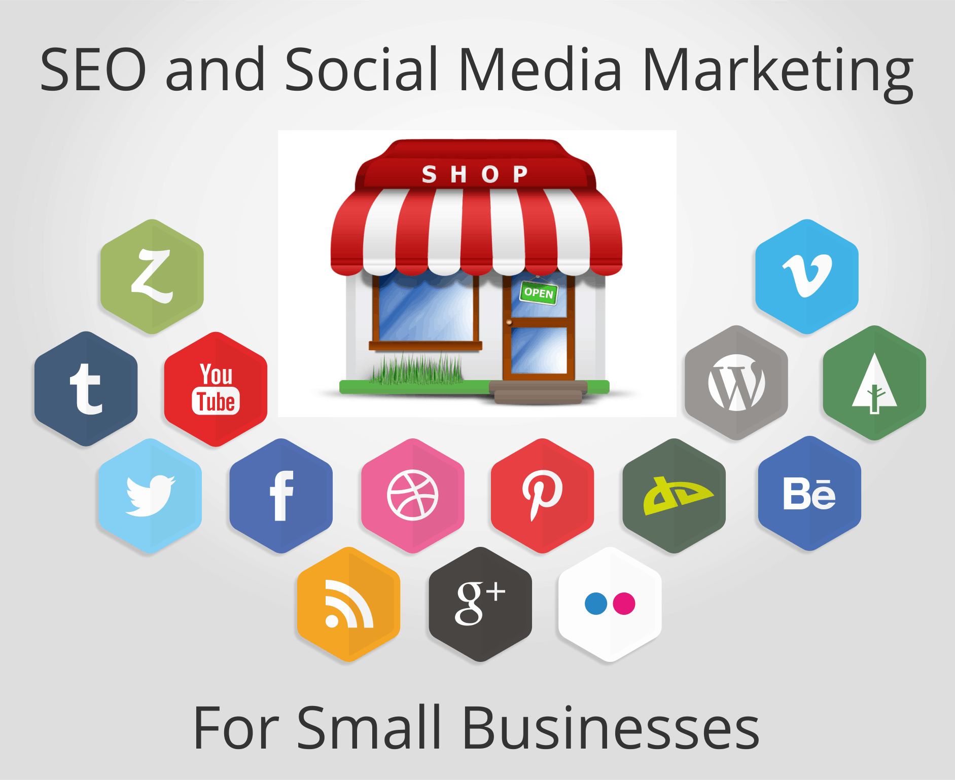 smm and seo for small business