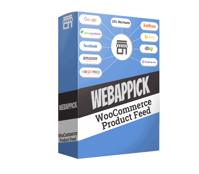 WooCommerce Product Feed Pro for Google Shopping Feed, Facebook Product Ads, Bing Shopping, eBay and More.