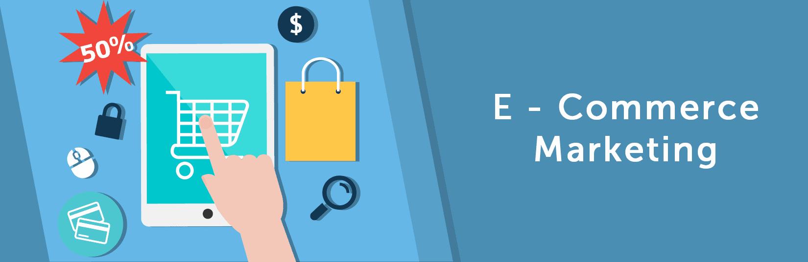 eCommerce marketing service