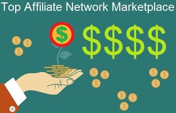 top affiliate network marketplace