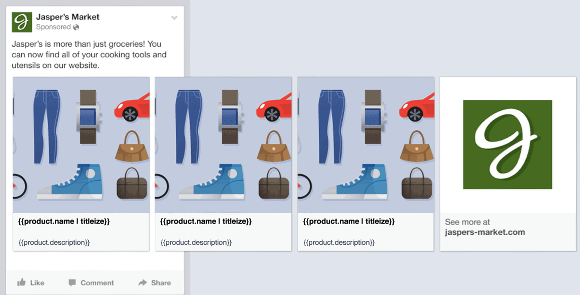 Facebook Product Ads to Boost Your E-Commerce Sale
