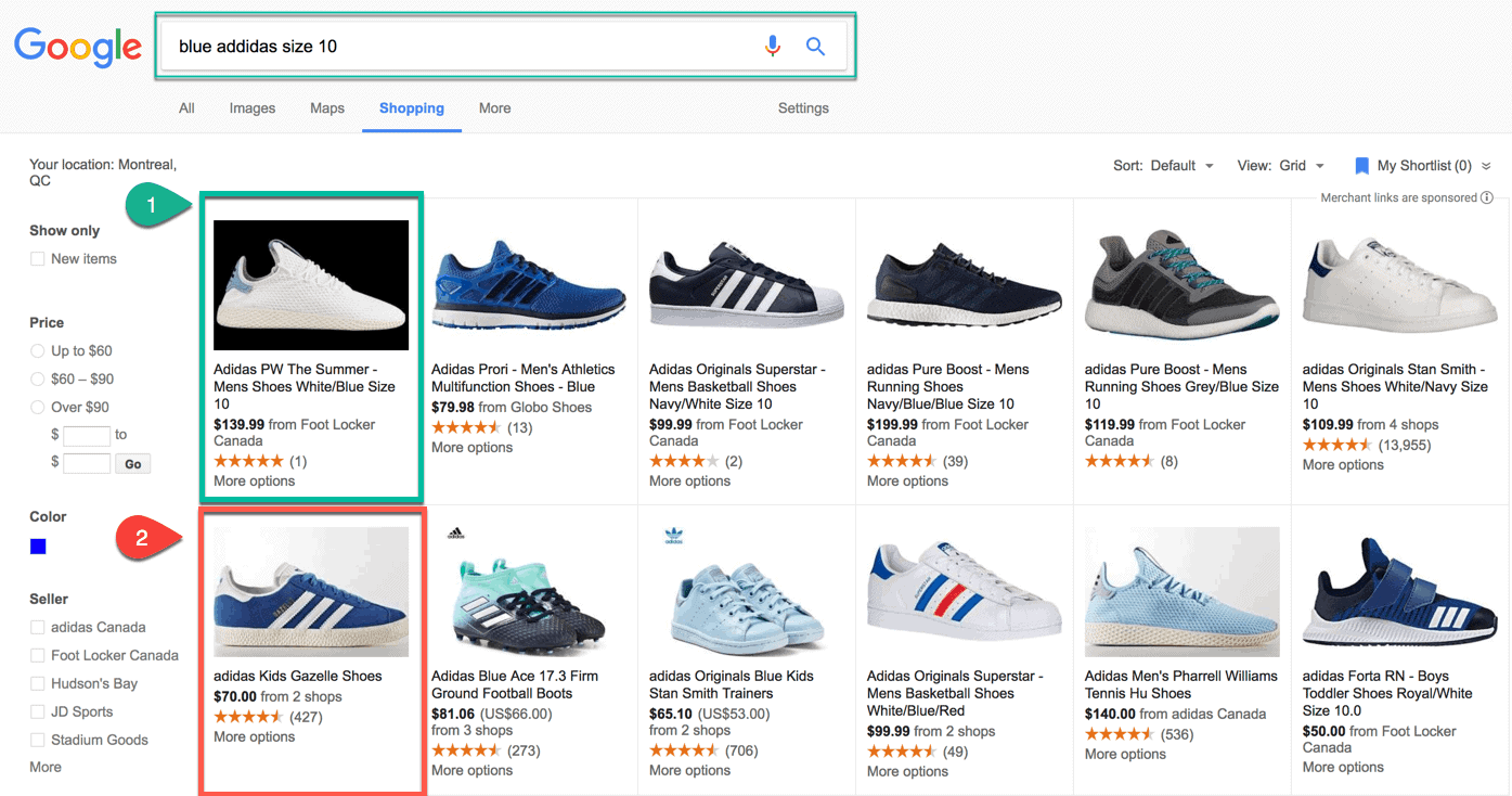 Anatomy Of Product Title That Generate Sale For Google Shopping