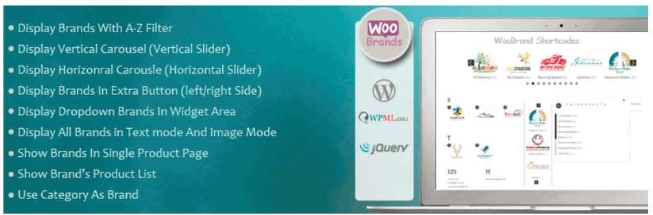 WooCommerce Brand WordPress Plugin
