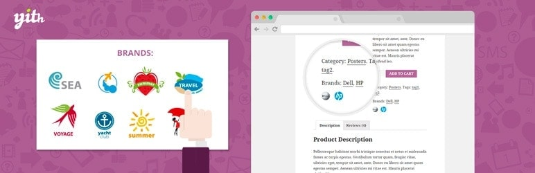 YITH WooCommerce Brand Add-on