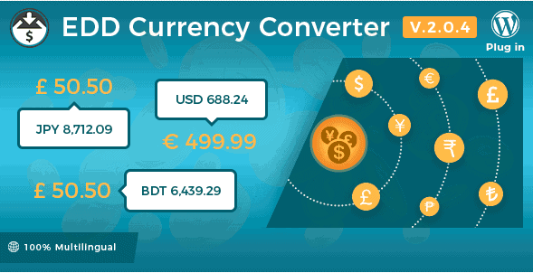 Easy Digital Download Currency Converter