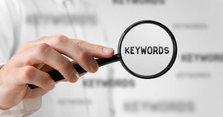Using right keywords is very importent