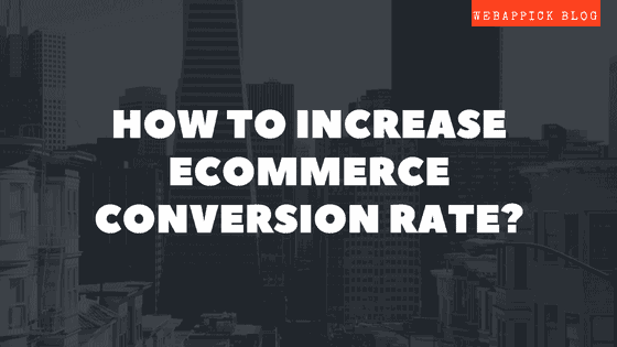 woocommerce Conversion rate