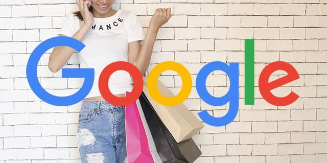 higher rank google shopping
