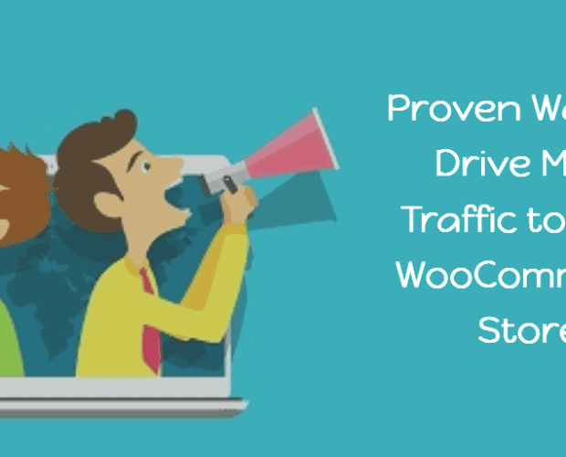 drive more woocommerce traffic