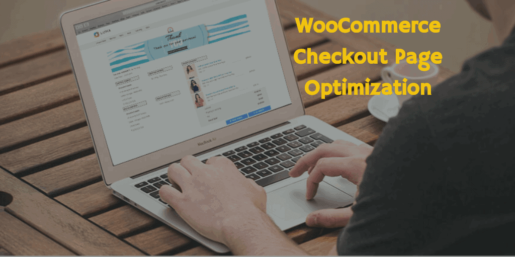 checkout page woocommerce