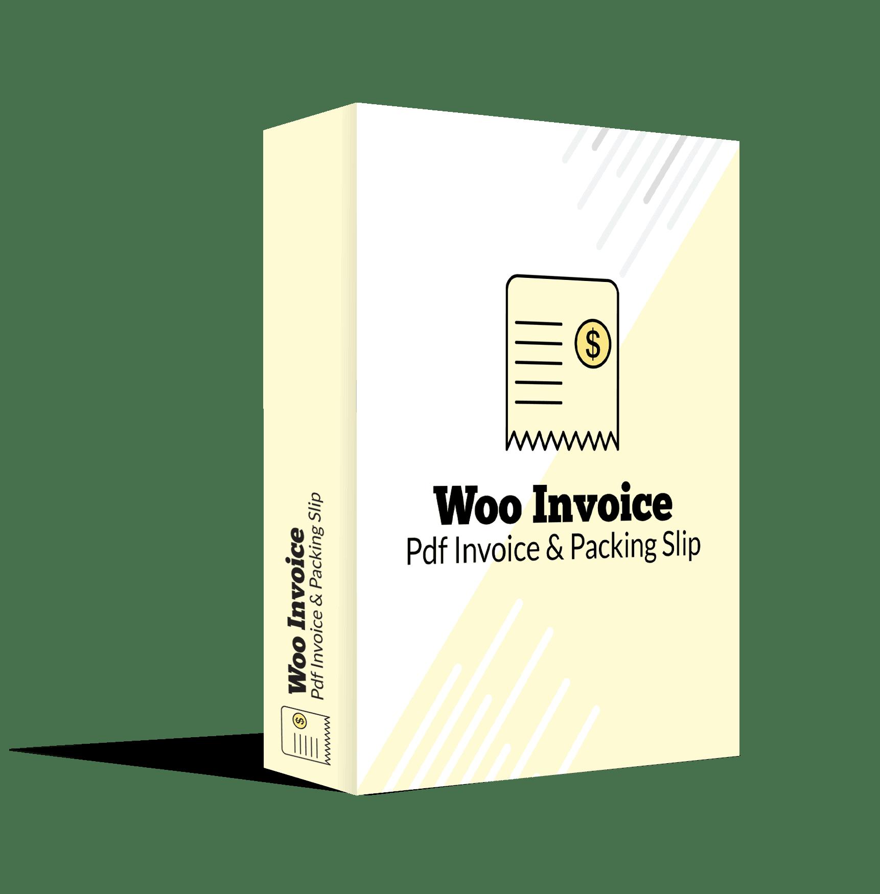 Woo Invoice Pro