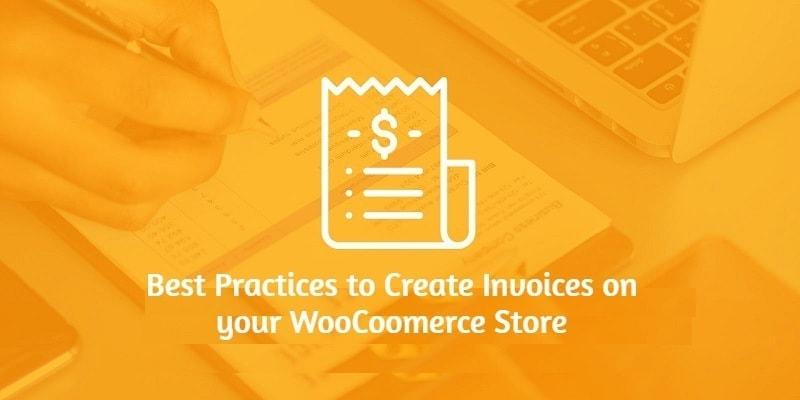 best practice pdf invoice