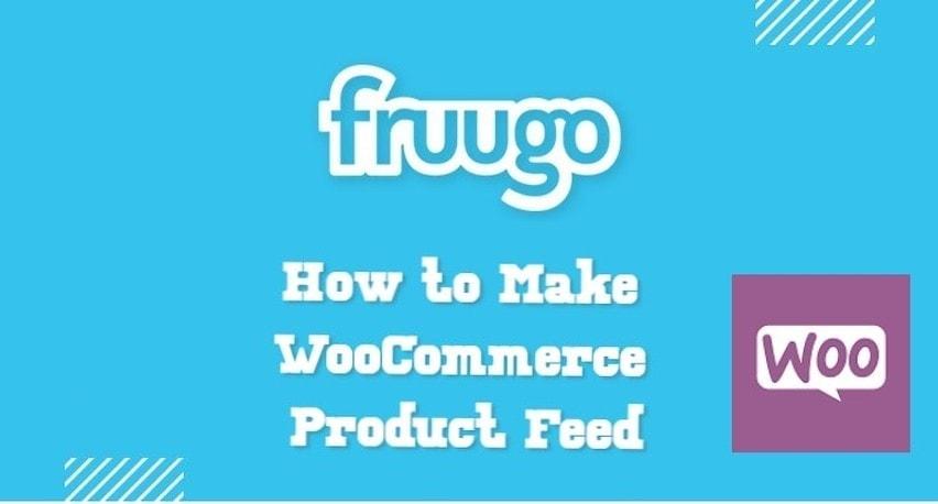 make feed on fruugo