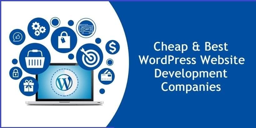 Cheap & Best WordPress Website Development Company