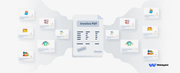 Webappick WooCommerce Invoice Pro
