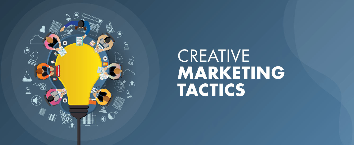 Some Creative Marketing Tactics can boost your ecommerce sales