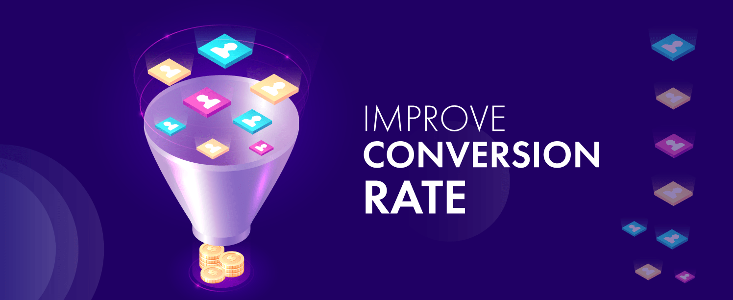 Improve Conversion Rate by optimize marketing channel, better UI, improve product data