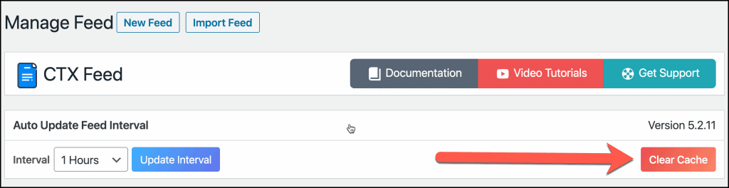 The Dynamic Attribute may not be available instantly into your feed configuration.