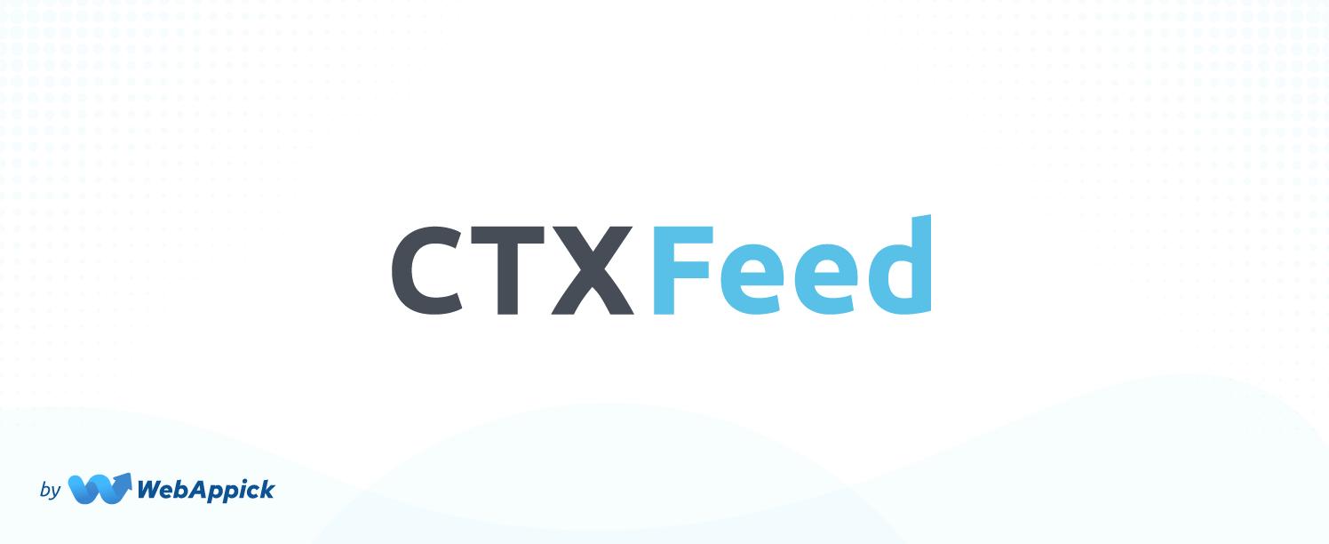 CTX Feed Blog Banner