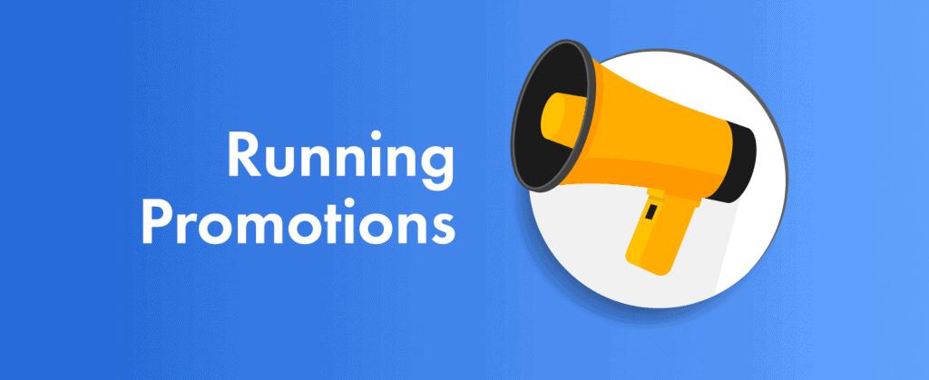 Running Promotion