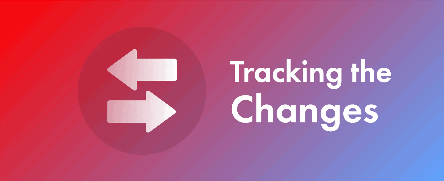 Tracking The Changes in google shopping campaign