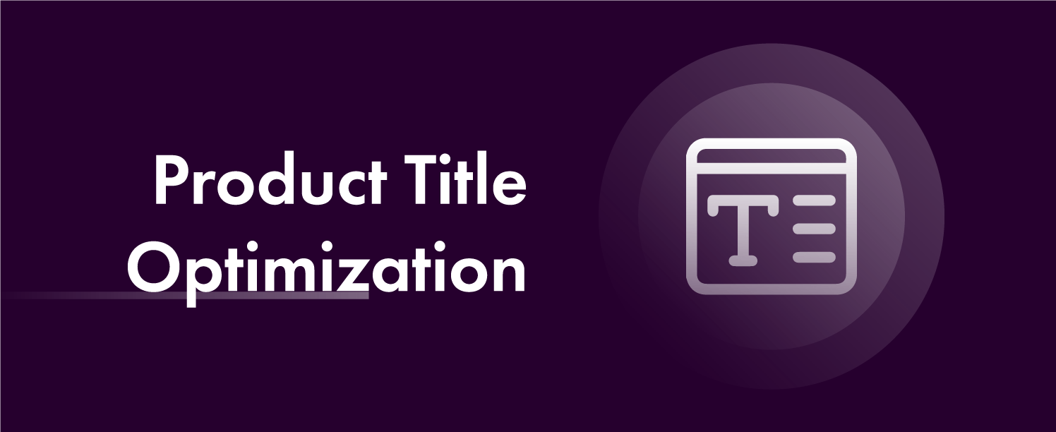 Product Title Optimization is essential for higher rank on google shopping