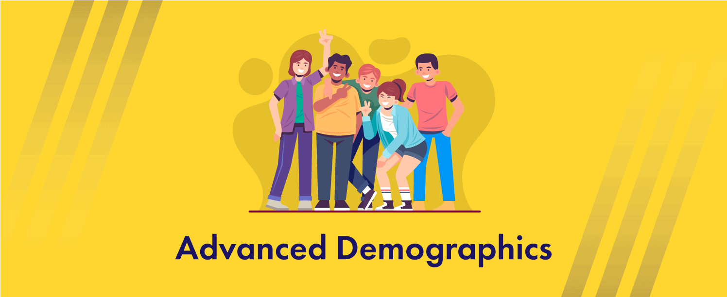 Advanced Demographic is a great way to get high revenue from google shopping ads
