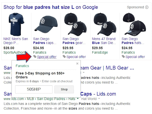 Utilizing Google Special offers