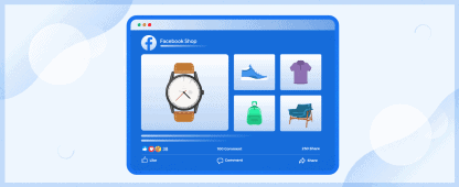 How to set up product variations for Facebook Shop