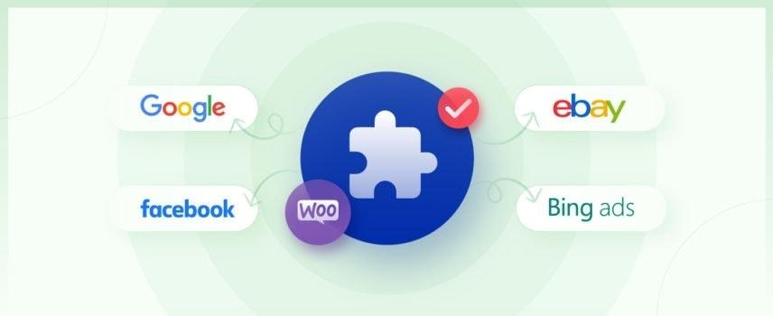 Best WooCommerce product feed plugin for Google, Facebook, bing & eBay
