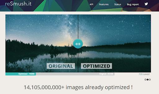 reSmush image optimized WordPress plugins