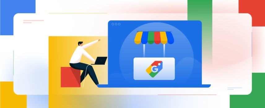 Advertise product using Google Merchant Center