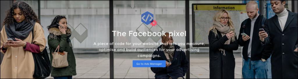 Facebook Pixel website image