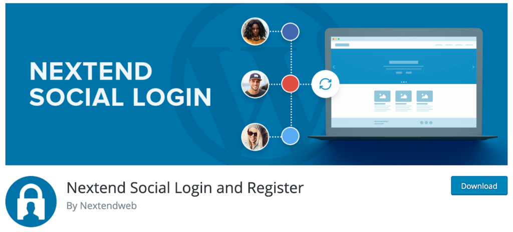 Nextend Preview Image - WooCommerce Social Login