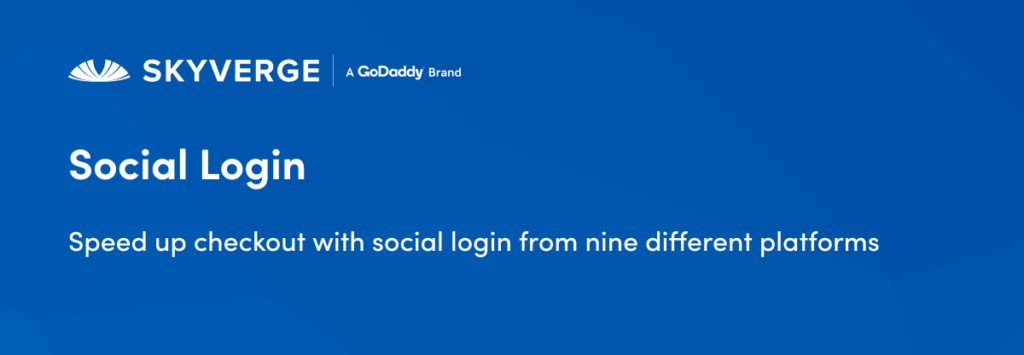 SkyVerge Title Picture - social login plugin for WooCommerce